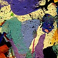 Abstract 11 Print by John  Nolan