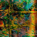 Abstract - Emotion - Facade by Barbara Griffin