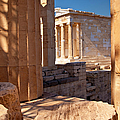 Acropolis Temple by Brian Jannsen