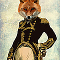 Admiral Fox Full by Kelly McLaughlan