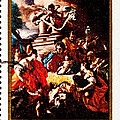 Adoration Of The Shepherds  by Jim Pruitt