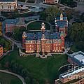 Aerial Of Woodburn Hall by Dan Friend