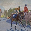 After The Race by Terry Perham