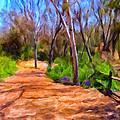 Afternoon Walk by Michael Pickett