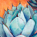 Agave 1 Print by Athena  Mantle