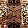 Age Of The Machine 20130605rust by Wingsdomain Art and Photography