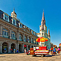 Ahh...new Orleans by Steve Harrington