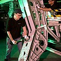 Airbus A350 Xwb Wing Manufacturing by Science Photo Library