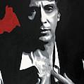 Al Pacino  by Luis Ludzska