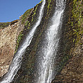Alamere Falls Pacific Coast by Garry Gay