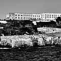 Alcatraz Federal Prison Print by Benjamin Yeager