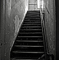 Alcatraz Hospital Stairs by RicardMN Photography