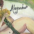 Alejandro by Vickie Meza