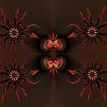 Algorithmic Flowers by Claude McCoy