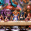 Alice In Wonderland 06a by Zenescope Entertainment