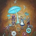 Alice In Wonderland - In Wonder by Charlene Murray Zatloukal