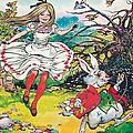 Alice In Wonderland by Jesus Blasco