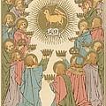 All Saints by English School
