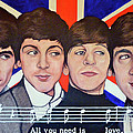 All You Need Is Love  by Tom Roderick