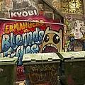 Alley Graffiti by Stuart Litoff
