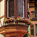 Alsace Window by Brian Jannsen