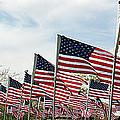 America Salute by Jack Melton