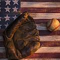 American Baseball by Garry Gay