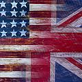 American British Flag by Garry Gay