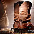American Cowboy Boots by Olivier Le Queinec