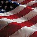American Flag Print by Jon Neidert