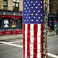 American Flag Tiles by Garry Gay