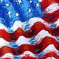 American Flag by Venus