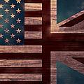 American Jack II Print by April Moen