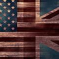American Jack III Print by April Moen