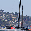 America's Cup Oracle 2013 by Steven Lapkin