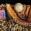 America's Pastime Print by Ken Smith