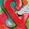 Ampersand Love by Linda Woods