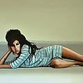 Amy Winehouse 2 by Paul Meijering