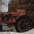 An Old John Deer by Jeff Swan