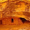 Anasazi Ruins  by Jeff Swan