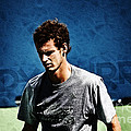 Andy Murray by Nishanth Gopinathan