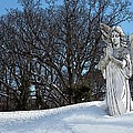 Angel Of Eternal Sunshine by Teak  Bird
