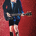 Angus Young by Taylan Soyturk