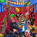 Animal Birthday Party by Martin Davey