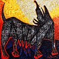 Animalia Canis No. 8  by Mark M  Mellon