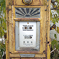 Antique Gas Pump by Peter French
