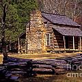 Appalachian Homestead by Paul W Faust -  Impressions of Light