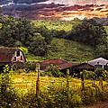 Appalachian Mountain Farm by Debra and Dave Vanderlaan