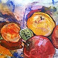 Appetite For Color by Sherry Harradence