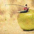 Apple Dream by Taylan Soyturk